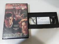 Sepolto Vivo 2 II Ally Sheedy Tim Matheson VHS Tape Castellano