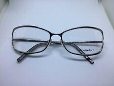 GIVENCHY VGV036 occhiali da vista donna vintage metal silver glasses brille
