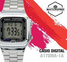 Casio Digital Watch A178WA-1A