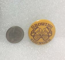 New listing Growing Younger - Butterfly Pin