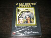 A Los Quattro Vento DVD Miguel Acebes Mejia Rosita Quintana Sigillata Nuovo