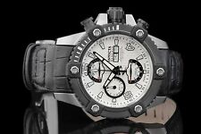 New Mens Invicta 12500 Reserve Swiss Automatic Arsenal Valjoux 7750 Watch