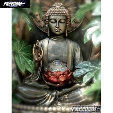 Buddha Lotus 5D Diamond Painting Full Drill DIY Embroidery, Home Decor