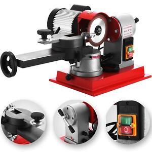 Circular Saw Blade 80-700mm Grinder Sharpener Machine Chainsaw Slideable 370W