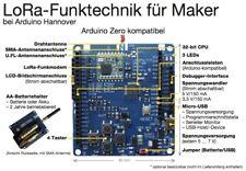 Arduino LoRa Board - Funktechnik für Maker Arduino Zero kompatibel