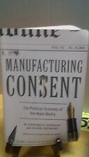 Manufacturing Consent by Edward S. Herm(B-105)