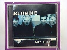 BlondieNo Exit CD Mint