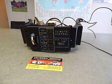 W123 240D 300D 300TD 300CD 280E AC HEATER CLIMATE CONTROL