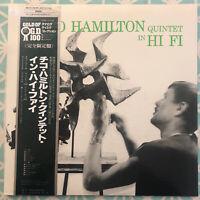 Chico Hamilton – Chico Hamilton In Hi-Fi Pacific Jazz – SGD-7  Reissue 1991 OBI