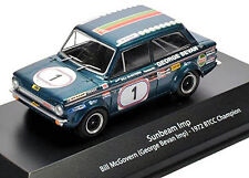 Sunbeam IMP BTCC Champion 1972 #1 Bill McGovern 1:43