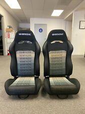 Bride Digo Black Gradation Seats Low Max Jdm Recline Drift Race Racing Seat