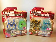 TRANSFORMERS Power Core Combiners HUFFER / SEARCHLIGHT Lot Sealed MOSC New!