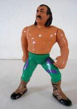 VINTAGE 90 s FIGURE / WWF HASBRO TITAN SPORTS / WRESTLING / JAKE « THE SNAKE »