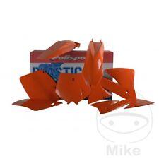 Polisport Kit Completo Panel/Plásticos Naranja/Negro KTM EXC 250 2 T 2000