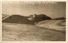 CPA  L'alpes d'Huez - Le Taillefer vu du Col de Toutran   (583574)