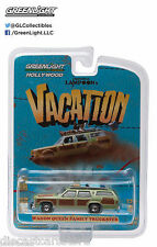 GREENLIGHT 1979 TRUCKSTER WAGON QUEEN NATIONAL LAMPOON'S VACATION 1/64  44720 A