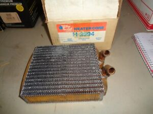 NOS new Heater Core Ford Truck Bronco Parts 1980-1986 Vintage F-100 F-150 F-250