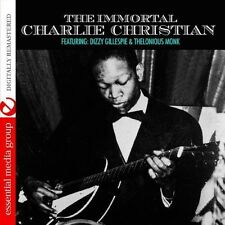 Charlie Christian - Immortal Charlie Christian [New CD] Manufactured On Demand