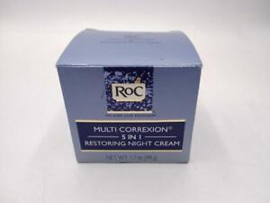 RoC Multi Correxion 5 in Restoring Facial Night Cream