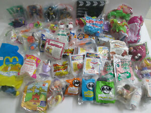 McDonalds Happy Meal Toy Assorted Lot (140) New/Sealed  1980's-90's