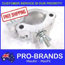 500Kg Aluminium 50mm Truss Hook Lighting Hook Bar Tree Light Half Coupler Clamp