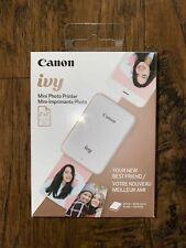 New ListingCanon Ivy Mini Photo Printer White/Rose Gold Brand New Ships Free