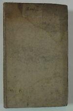 Cramer, Johann: Unterhaltung für gefangene Missethäter  1770  (W.)