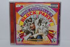 Dave Chappelle's Block Party Audio CD