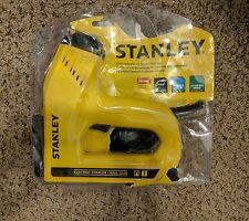 Stanley 2-in-1 Electric Stapler and Strip Brad Nailer TRE550Z New