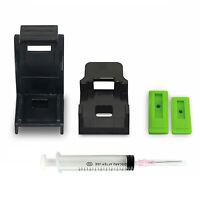 3in1 Ink Refill Kit Syringe Tool für HP 21 22 60 61 301 Canon 540 Tintenpatronen