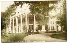 RPPC NY Glen Iris Mansion Letchworth Park Wyoming County