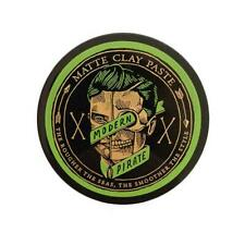 MODERN PIRATE Medium Hold Matte Clay Paste Hair Pomade 90ml.