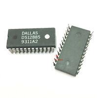 DS12885+ DS12885「IC RTC CLK/CALENDAR PAR 24-DIP」