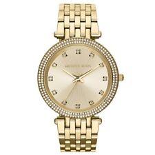 Michael Kors MK 3216 Women's 'Darci'Yellow Gold-Tone Watch