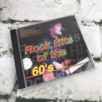 Rock Hits of the 60s-VARIOUS ARTISTS -(Sony 2000)-The Hollies,Byrds,more-CD