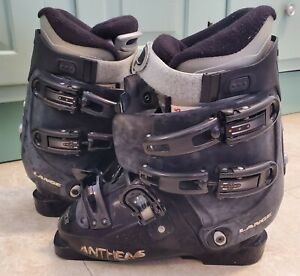 Lange Anthea 5 Ski Boots Women's Size 24.5 Ski Snow Boots 284 mm Made In Italy