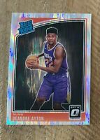 📈Invest 2018-19 Deandre Ayton RC Optic Shock #157 Rated Rookie RC Suns