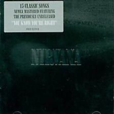 Nirvana - Nirvana [New CD] Bonus Track