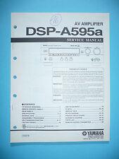 Service MANUAL per Yamaha dsp-a595 a, ORIGINALE
