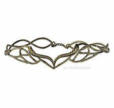 LOTR ROYAL ELVEN ELF LORD KING ELROND CIRCLET CROWN Lord of the Rings The Hobbit