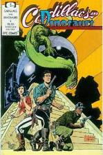 Cadillacs and Dinosaurs # 4 (USA, 1991)
