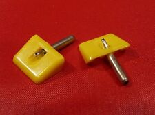 Pair stylus needles for SEEBURG JUKEBOX SHOWCASE 200 for Pickering 340 /345 cart