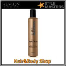 MOUSSE AMPLIFIER Style Masters Revlon dona corpo volume ai capelli lunga durata