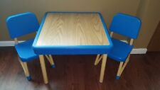 Vintage Fisher Price Table And Chairs Set