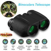 Professional High Times 10X25 HD Waterproof Binoculars Telescope Camping Hunting