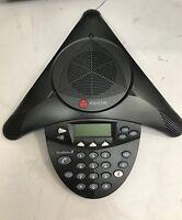 Polycom SoundStation 2 Conference Phone Expandable 2201-16200-601 Incl PSU