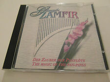 The Magic Of The Pan-pipes - Gheorghe Zamfir ( CD Album ) Used Very Good