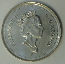 1999 P Canada Proof-Like Test Token 10 Cents Several Dot ERROR