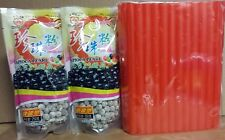 1 BOBA Black Tapioca Pearl Bubble(Must Buy2get 1 pack of 50pc BOBA STRAW FREE )