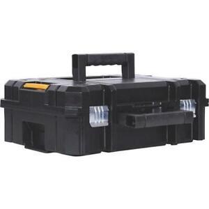 DeWALT DWST17807 TSTAK II Flat Top Toolbox Storage Organizer